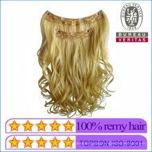 Highest Quality Human Hair Virgin Hair Brazilian Hair Clip Hair Extension Remy Grade Hair