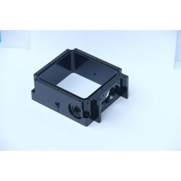 Pièces d'usinage CNC en aluminium / laiton / acier / plastique