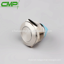 CMP metal waterproof normally open push button momentary 22mm switch