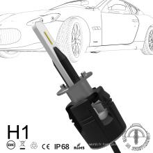 2018 nouveau Super mini auto systèmes phares 3600lm b6 h1 h3 led éclairage h7 ampoule