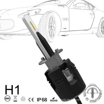Heißer B6 LED Auto Scheinwerfer 3600LM Y11 CSP Single White Strahl H1 H3 H7 H11 9005 9006 9012 Umbausatz Glühbirnen Zubehör Fabrik