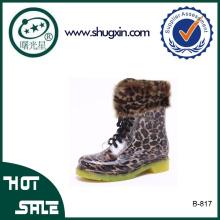 billig Großhandel Schuhe Gummistiefel Winter Überschuhe