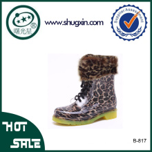 дешевые оптовые Ботинки зимние дождя сапоги Бахилы