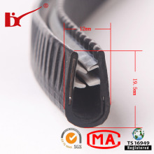 Flexible Windshield PVC Weather Strips with Steel