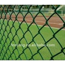 PVC-Coated Diamond Wire Mesh Fence Manufacturer