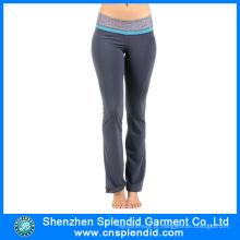 Custom Made moda alta qualidade yoga yoga calças