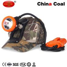 China Carbón HK273 lámpara de seguridad recargable de los mineros
