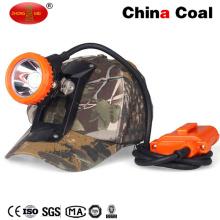 Lampe de sécurité rechargeable de mineurs de charbon de la Chine HK273