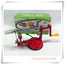 Descascador de maçã relativo à promoção com o parafuso para o presente da promoção (EA12003)