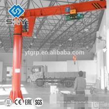 Grúa de poste único montada en columna modelo ZB-A
