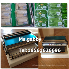 Hochwertige Cling Film Tray Wrapping Machine