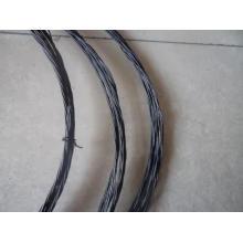 Galvanizado / recocido negro Cable torcido