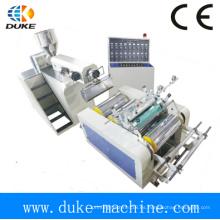 De buena calidad El estiramiento del PVC se pega la película que hace la máquina (SLW700)