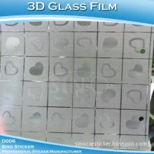 PVC Glass Smart Film Magic Film for Glass Residential