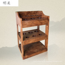 Beauty salon medical trolley for cupping