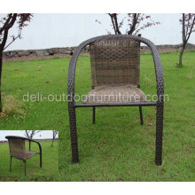 Aluminium Frame Furniture Outdoor Lounge Wicker Chair