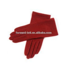 Hot sale ladies touch screen warm cashmere gloves