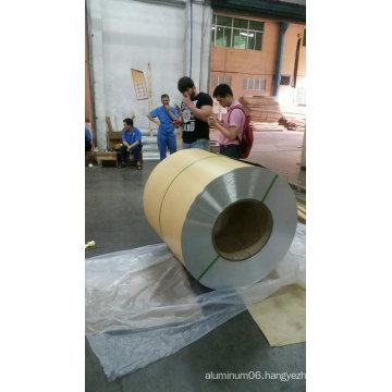 Embossed Aluminum Coil with Kraft Moisture Barrier