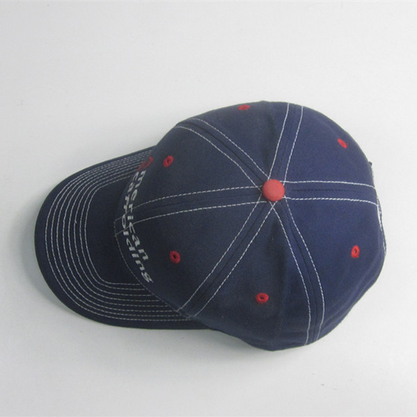 6 Panel Cotton Twill Embroidery Sport Cap