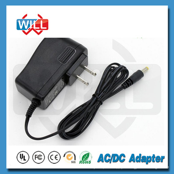 12v 0.5a / 1a адаптер питания США