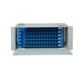 96 Ports Fiber Optic Distribution Patch Panel ODF