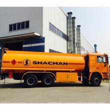 Shacman 6X4 Oil Tanker 25000 Liters Fuel Tank Truck for Sale