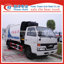 Factory directly sale 4*2 JMC garbage truck