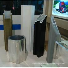 Profils d'aluminium 6061 6063 6060 6351 7075 2024