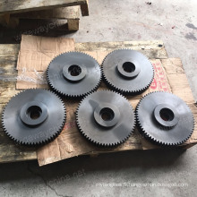 Haute précision tous les types de pièces de machine de commande numérique par ordinateur d'acier inoxydable pour l'utilisation d'équipement industriel, petit lot accepté, qualité stable