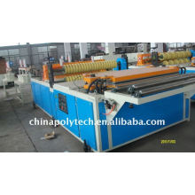 PVC roofing sheet extrusion machines