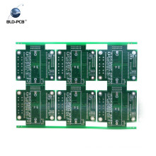 FR2 Double Side PTH PCB Single Sided Copper Clad Circuit Board