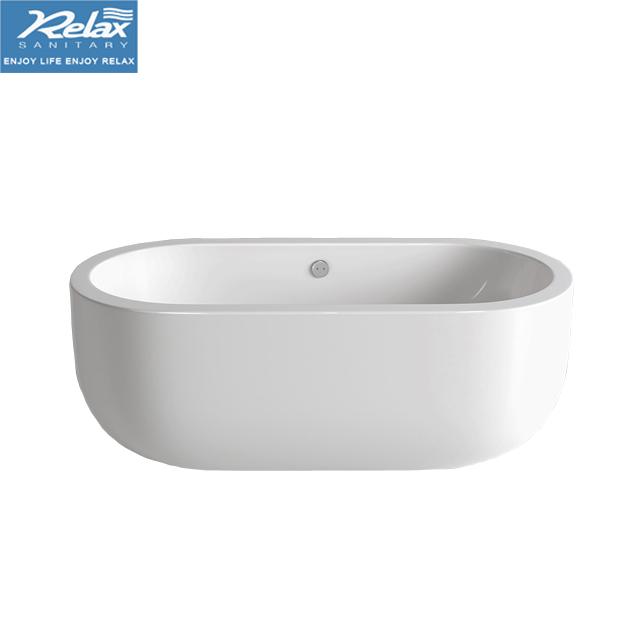 Freestanding Bathtub Shower