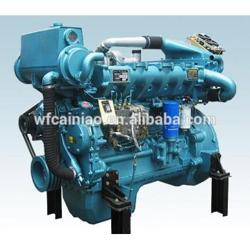 moteur diesel marin de la vente chaude 120hp fait en Chine, moteur automatique