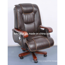 Boss Office Leather Executive Chair (FOH-B14003)