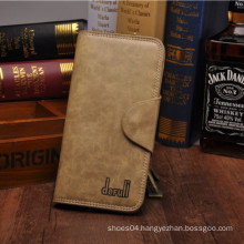 high quality PU thin small clutch wallet manufacturer