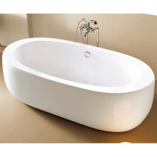 "74"" Painting Freestanding Seamless Bath Tub"
