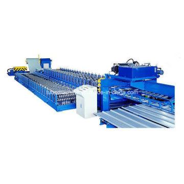 Automatische Dachplatte-kalte Rolle, die Maschine bildet