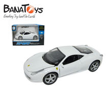 1:32 P / B COM PORTA ABERTA PULL BACK METAL TOY DIE CAST CAR