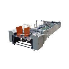 Máquina para fabricação de tubo de papel para saco de papel