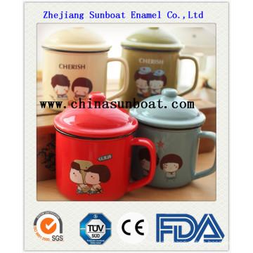 Enamel Disposable Printing Cup