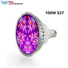 Lâmpada LED de crescimento 100W E27
