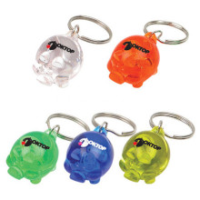 Custom Piggy Bank Keychains in Bulk