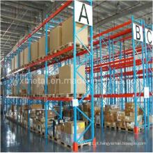 Armazém Indústria Manuseio de materiais Rack de armazenamento de paletes pesados