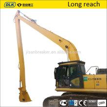 lança longa escavadora para todos os tipos de escavadoras