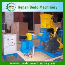 Китай плавающий корм для рыб пелле машина экструдер / оборудование для разведения рыбы с 008618137673245 се