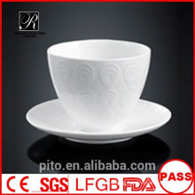 P&T chaozhou porcelain factory, cups&saucers, tea cups and saucers