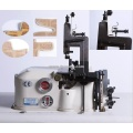 Alta cabeza pequeñas Alfombrillas Overedging máquina de coser