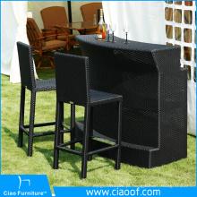 Melhor venda de mobília ao ar livre Mobiliário Pub Set