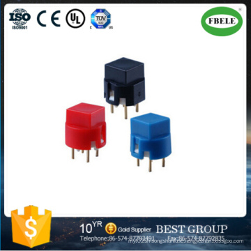 7.5*7.5mm Hot Sale Switch Momentary Switch (FBELE)