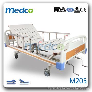 M205 Krankenhausbett mit zwei Funktionen